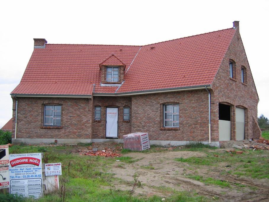 Notre projet dans le nord for Maison de constructeur prix