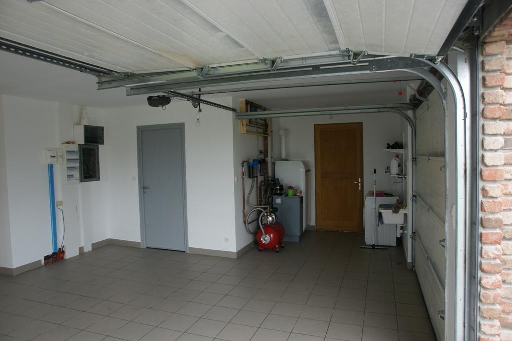 Qui dit plancher chauffant dit marche entre garage maison for Ajout de garage maison