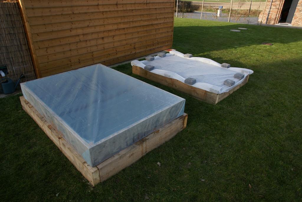 potager au carré (création, organisation, rotation) - au jardin